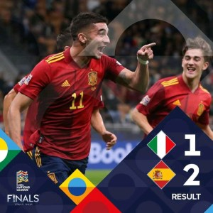 Italy 1 - 2 Spain - Goal Highlights [DOWNLOAD VIDEO]