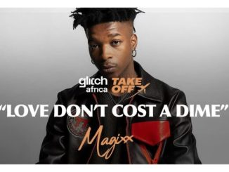 Magixx – Love Don't Cost A Dime (Live Performance Video)