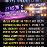No Prep Kings is BACK! New Live Events Just Around the Corner