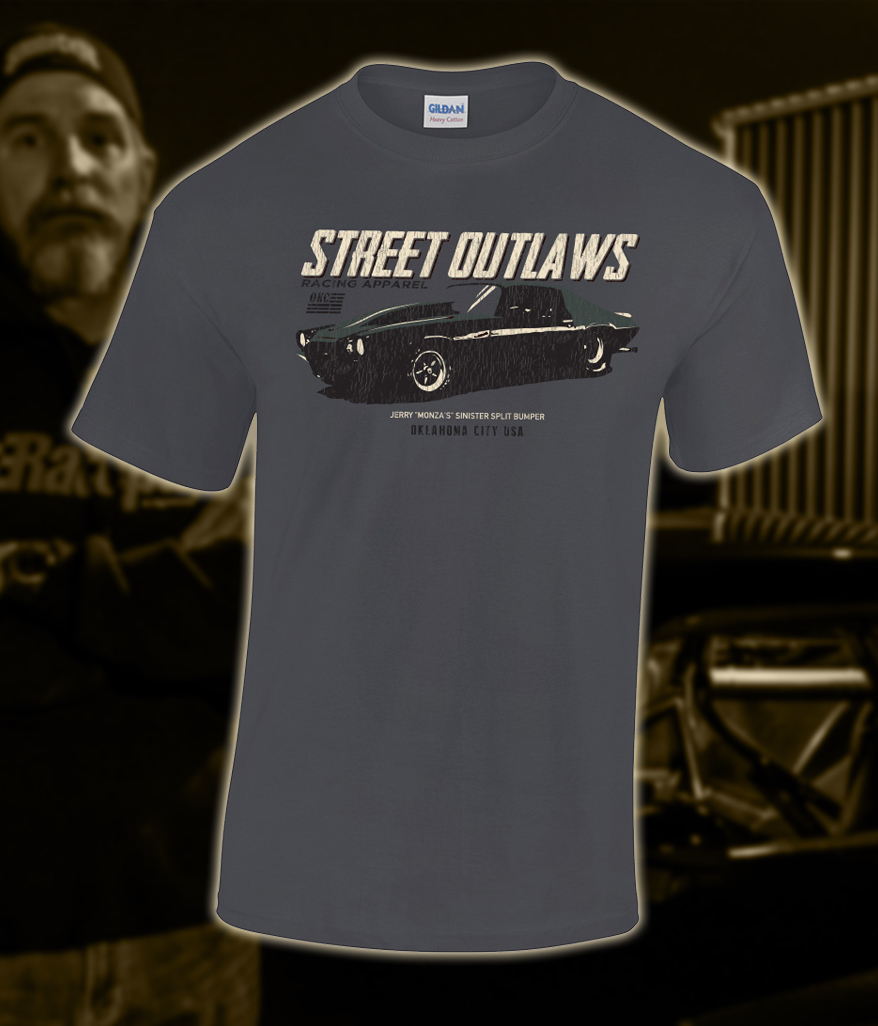 New Street Outlaws Shirts and Closeout Items