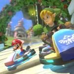 Mario Kart 8 DLC - Link