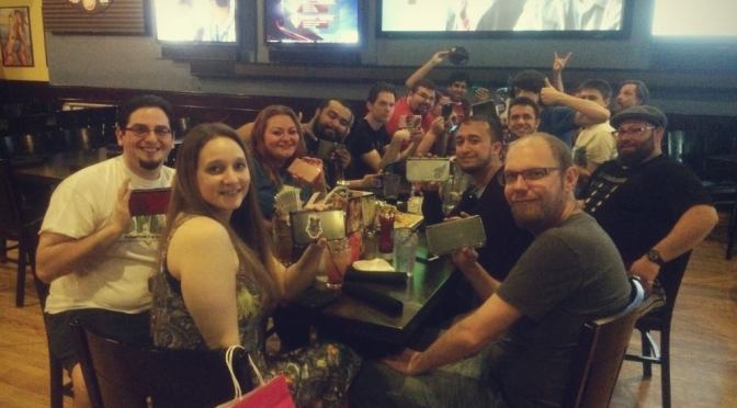 Dave And Busters Birthday Party
