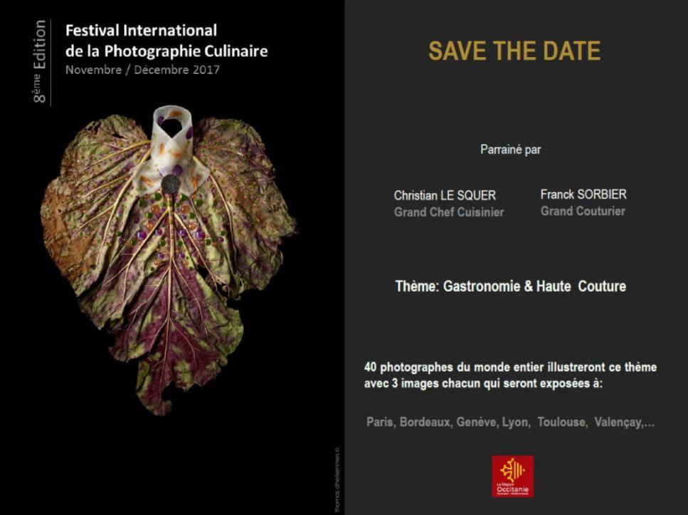 Festival international de la photo culinaire
