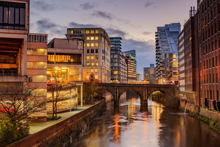 Manchester Street Photography workshops
