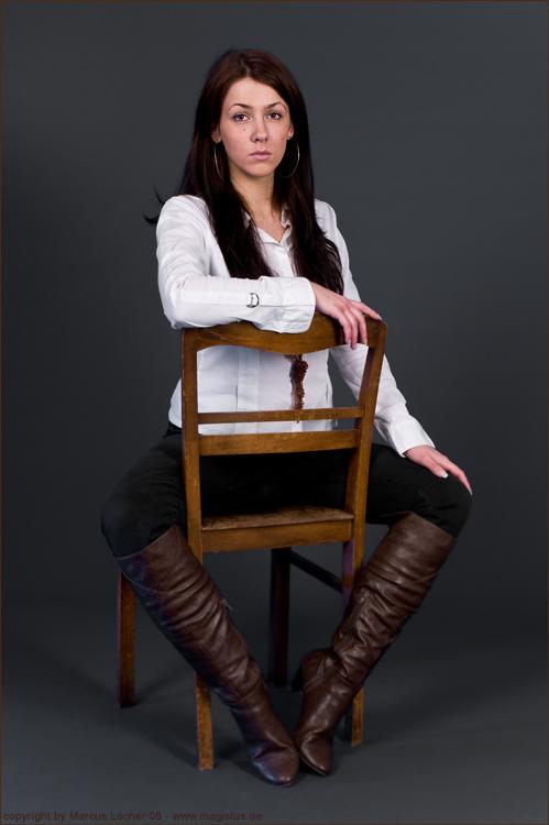 The Chair - Portrait