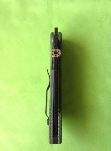 Street Reaper Custom Thumb Disks Knife Gallery 12