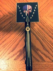 Street Reaper Custom Thumb Disks Knife Gallery 14