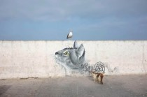 Featured Theme #5: The Essaouira Cat Mural