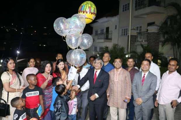 Bangabandhu's 100th Birth Anniversary Celebrated in Nigeria