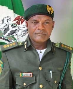 Dr Ibrahim Musa Goni CG National Park Service