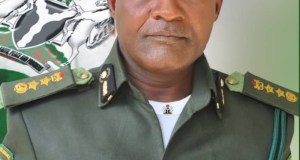 Dr Ibrahim Musa Goni C-G National Park Service