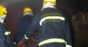 FESTAC Town: Another Devastating Early Morning Inferno Consumes Properties in Lagos