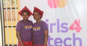 MaterCard Girls4Tech Programme