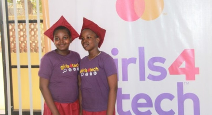 MaterCard Girls4Tech Programme