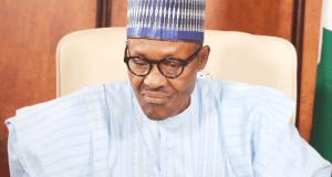 Muhammadu Buhari orders lockdown cnpp