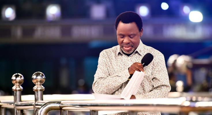 Chinese residents confirm TB Joshua's prophecy and present economic crisis