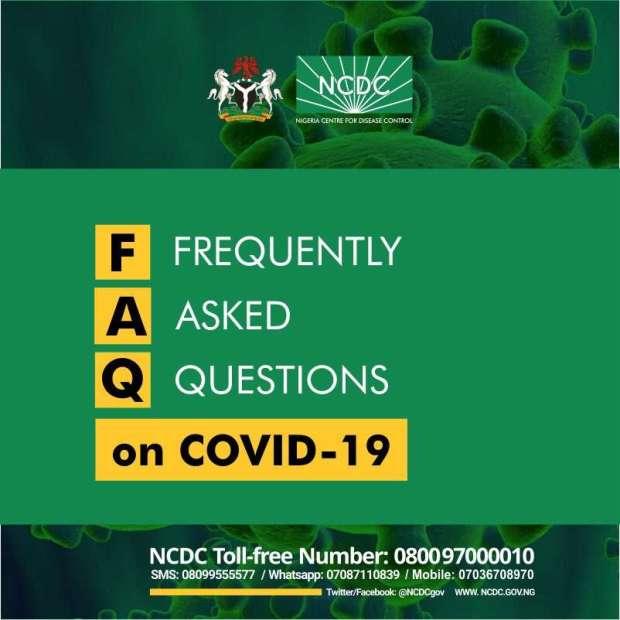 COVID19 FAQ on Right Use of Masks