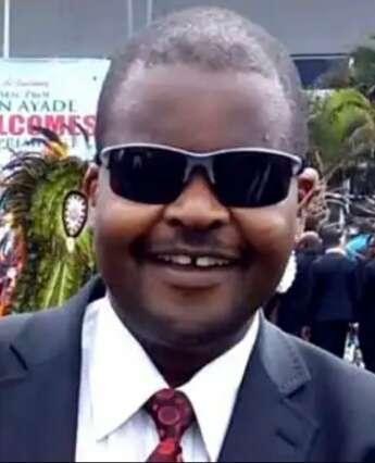 Lawal Mato Buhari Personal Bodyguard