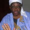 Professor Ango Abdullahi of Northern Elders Forum