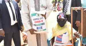 COVID19 Palliatives: Gombe Targets 400,000 Individuals in 66,000 Households 1