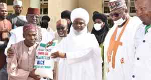 COVID-19: Distribution of Palliatives, Relief Materials Continues in Gombe 2