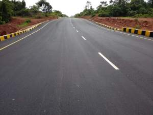 Ifeanyi Ugwuanyi Inaugurated 13-kilometre Nike Lake Junction-Harmony Estate-Amorji Nike- Adoration Pilgrimage Centre –Orie Emene road 2