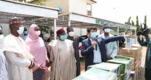 COVID-19: Gombe Receives Donation from Chinese Firm 22
