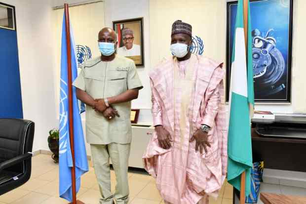 Gombe Seeks UN Support to Strengthen Social Safety Net over covid-19