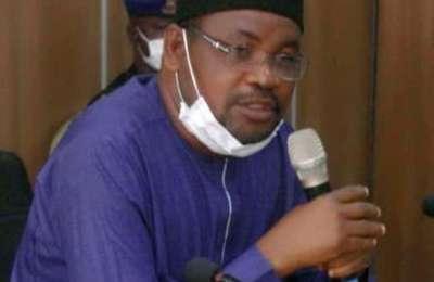 Professor Ibrahim Abubakar Njodi Gombe SSG