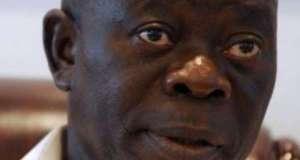 Adams Oshiomhole Edo