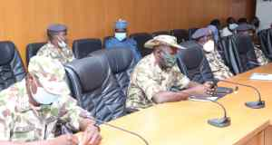 Governor Inuwa Yahaya approves hectres of land for airforce operational base in gombe