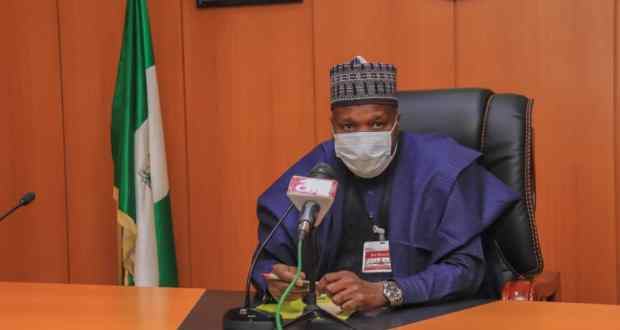 Gombe Open to Investors, Governor Inuwa Yahaya Declares At Meeting with Keystone Bank Executive Director, Senior Officials