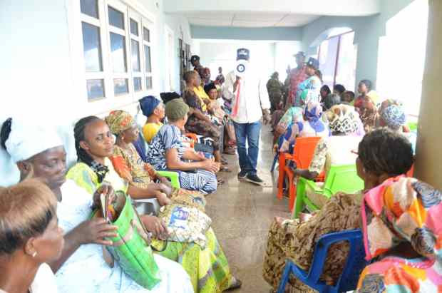 Incredible Photos of Gboluga Ikengboju's Meeting with PDP Ward 1 & 2 Women Stakeholders in Okitipupa Emerges