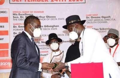 Okowa bags NARD merit award
