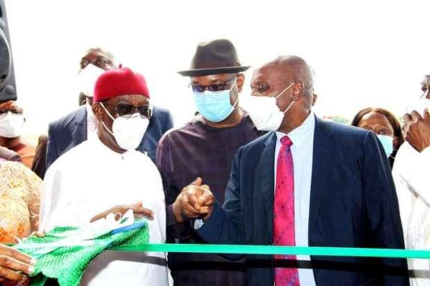 Itakpe-Ajaokuta-Warri Rail Line: Okowa Speaks on Buhari's Railways Development