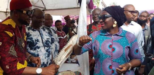 Ekwunife Mourns Chief Sir Sylvester Okeke, Oba Nkpor