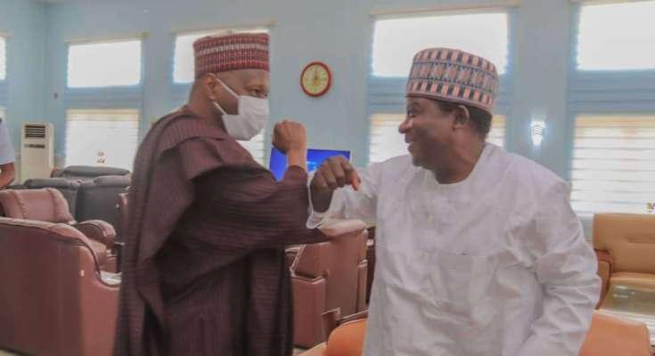 Governor Inuwa Yahaya, Other Northern Governors Meet