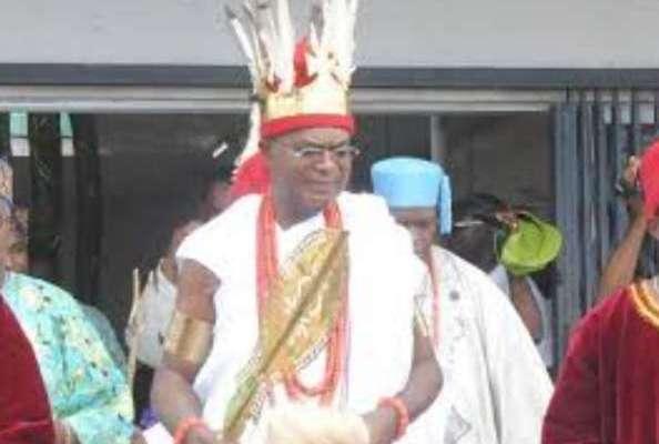 Igwe Obi of Onitsha