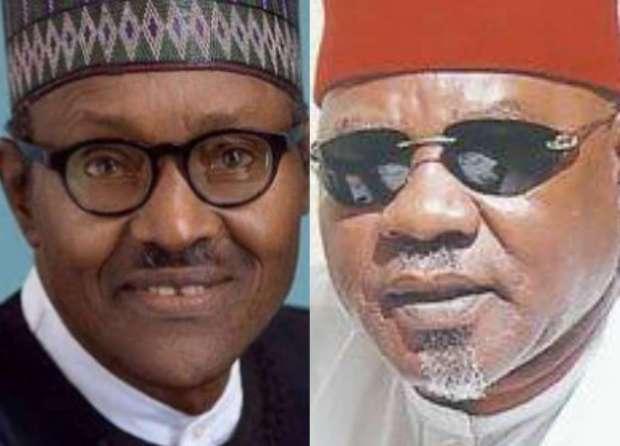 Muhammadu Buhari and Willy Ezugwu #SARSMustEnd
