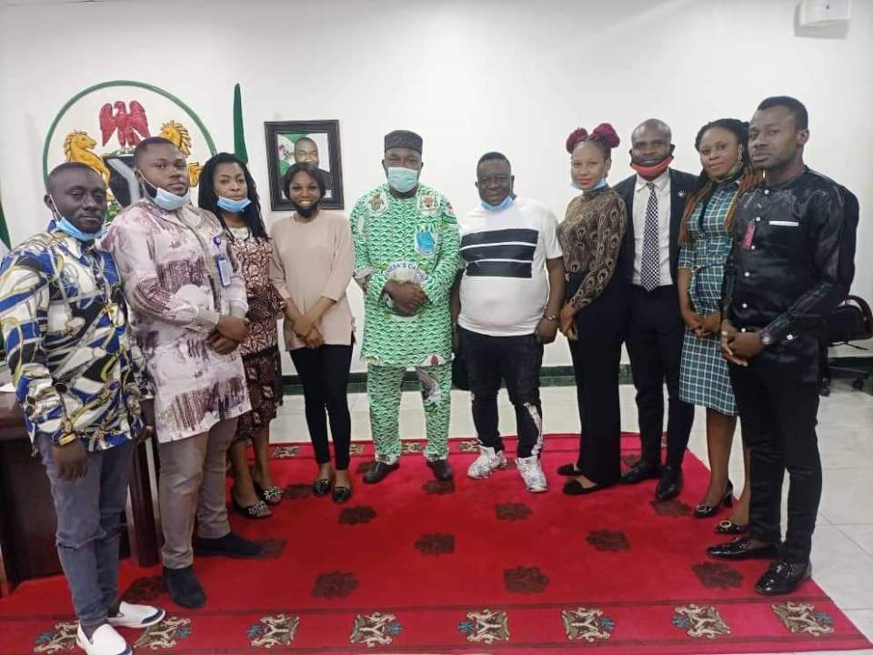 Mr. Ibu @60, Speaks on Gov. Ugwuanyi's Administration