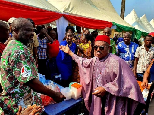 Anambra 2021: Dr Godwin Maduka Closes in On PDP Ticket