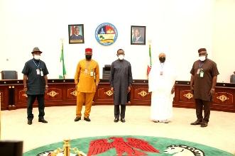 Okowa Calls for Inclusive Governance to Curb Agitations