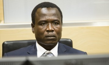 Former Ugandan Child-soldier Dominic Ongwen convicted of war Crimes