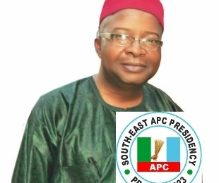 Dr Chinedu Jideofo-Ogbuagu of South East APC Presidency Project 2023