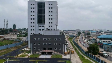Completed NDDC Headquarters Port Harcourt, Rivers State