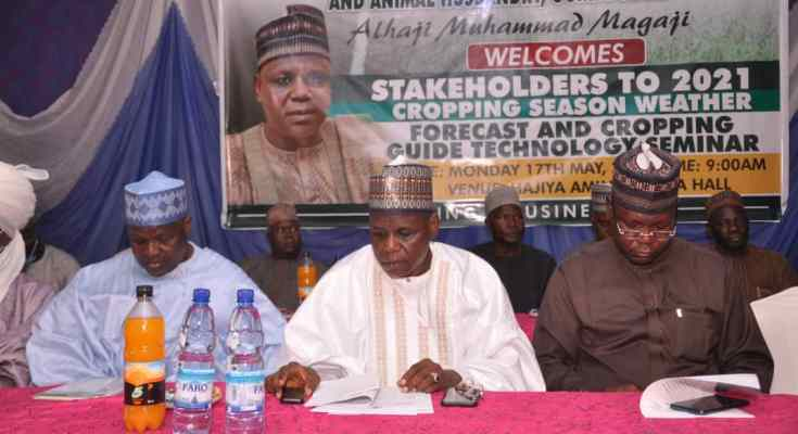 Gombe Government Organizes Seminar for Farmers on Weather Forecast, Cropping Guides, Techniques