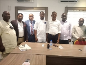 NSE Visits UBOTEX, Seeks Support for Building of National Engineering Center Annex in Uyo