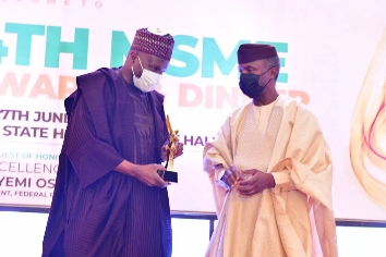 Gombe State Award on Ease of doing business