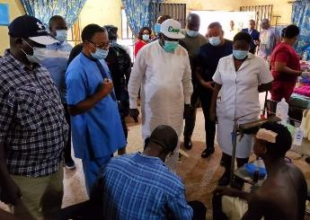 Enugu State Police Shooting Ugwuanyi