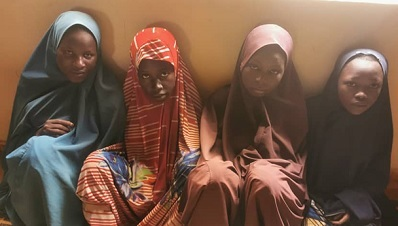 four victims rescued from kidnappers in Zamfara
